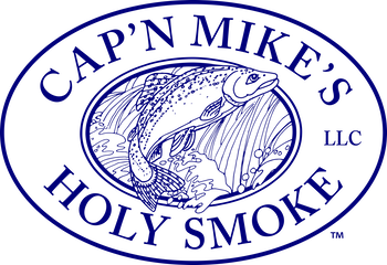 Capn Mike's Holy Smoke logo