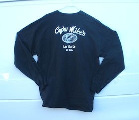 Long-sleeve T-Shirt, front view